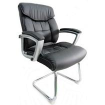 Cadeira Escritório Diretor Fixa Nf 01 Ano Garantia
