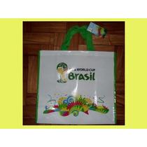 Sacola Bolsa Oficial Da Fifa Copa Do Mundo Brasil 2014