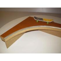 Rampa Skate De Dedo Fingerboard Corner Bench