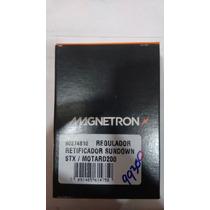 Regulador Retificador Sundown Stx / Motard 200