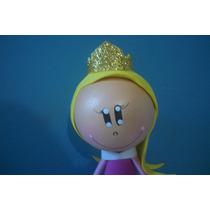 Boneca 3d Eva Princesa Aurora