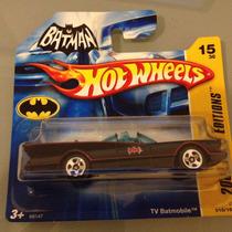 # Batmóvel Hotwheels Carrinho Série Clássica Batman 1966 #
