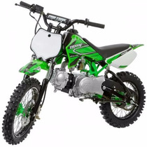 Mini Moto Tr100f Pro Tork Verde
