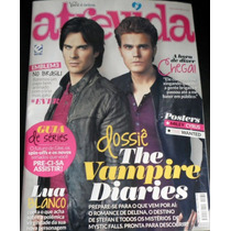 Revista Atrevida 230 Vampire Diaries Somerhalder The Wanted