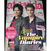 Revista Atrevida 230 Vampire Diaries Somerhalder The Wanted