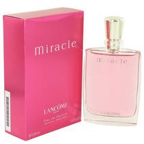 Perfume Feminino Miracle Lancôme 100ml Edp Original Lacrado