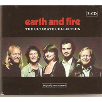 Cd Earth And Fire - The Collection 3cd ( Triplo Frete Gratis
