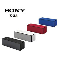 Speaker Sony Srs-x33 Caixa De Som Portátil Bluetooth 20w Rms