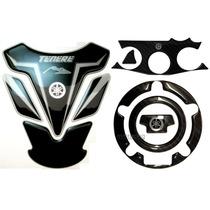 Kit Protetor Tanque Mesa Bocal Yamaha Xtz 250 Tenere Frete G