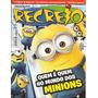 Revista Recreio 738 Minions - Ano 14 - 01/05/2014 - Nova