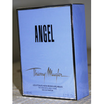 Perfume Angel Thierry Mugler* 50 Ml Lacrado Edp