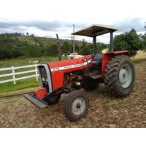 Trator Massey Ferguson Mf 275 4x2 Ano 1999 Muito Conservado
