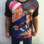 Camisa Camiseta Anime Jogos The King Of Fighters Billy