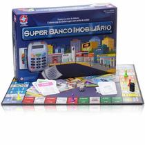 Jogo Super Banco Imobiliario Estrela 1201602800034