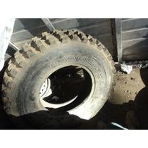 Pneu 255/75/15 - Para Jeep - Pé De Galinha
