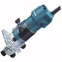 Tupia Manual Laminadora Makita 3709 530w 30000 Rpm 220v