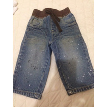Calca Jeans Gymboree 6 A 12 Meses Importada