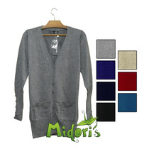 Cardigã*cardigan*suéter Feminino Longo Zara - Pronta Entrega