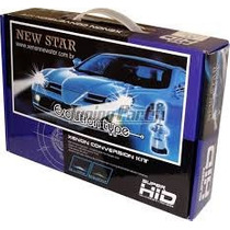 Kit Xenon Completo Hid New Star H11 - 6000k