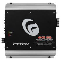 Módulo Amplificador Stetsom 4k2 2 Ohms Mono 4200 Watts