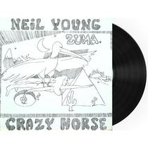 Lp - Vinil - Neil Young E Crazy Horse - Zuma - Novo