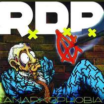 Ratos De Porão - Anarkophobia - Remaster C/ Bonus -lacrado!