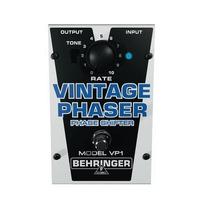 Pedal De Efeito Behringer Vp1 P/ Guitar Vintage Phaser 3456