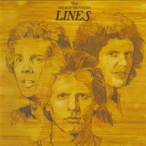Cd The Walker Brothers ¿ Lines (1976) Importado Áustria