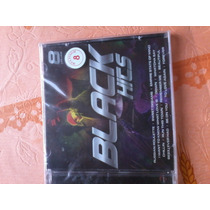 Cd Black Rits Vol 8,cd Raro Novo