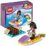 Lego Friends Moto Aquática 28 Peças - Lego 41000