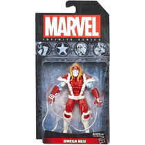 Marvel Universe Series Infinite Omega Red !