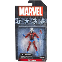 Marvel Universe Series Infinite Ant-man !