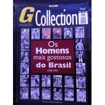 Revista Gay G Magazine Colection Os Homens Mais Gostosos