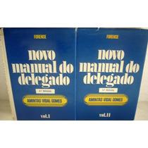 Livros Novo Manual Do Delegado Vol.1 E 2