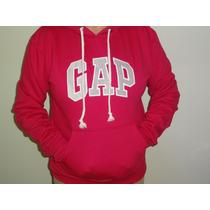 Blusa De Moleton Com Capuz (gap) Feminina