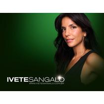 Dvd Karaoke Ivete Sangalo - Dvdoke Músicas Videoke