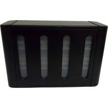 Reservatório Externo Acrílico 90ml P/ Bulk Ink 4 Cores