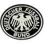 Bordado Termocolante Escudo Time Alemanha Tetracampeã (9 Cm)
