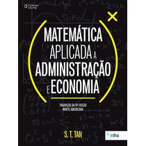 Matemática Aplicada A Administração E Economia 2014/2015