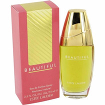 Perfume Feminino Estee Lauder Beautiful 75ml Importado Usa