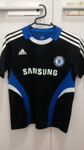 Camisa Chelsea Importada adidas Clima 365 Infantil e55ff871608e4