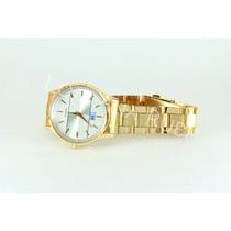 Lindo Relógio Dourado Tommy Hilfiger