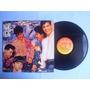 Lp New Kids On The Block - Step By Step -1990 - C/ Encarte