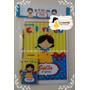 Kit Colorir Branca De Neve Cute 2 Com Giz De Cera( Artmovie)