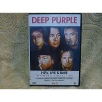 Deep Purple - New,live & Rare - Vol.2 - Dvd Nacional