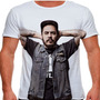 Camiseta Rock Nacional Marcelo D2 Masculina