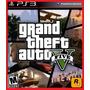 Gta 5 - Ps3 - Grand Theft Auto V - Portugues Br - Codigo Psn