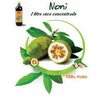 Suco De Noni Artesanal 100%puro Lider No Mercado