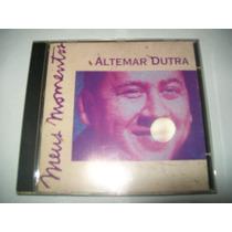 Cd Altemar Dutra - Meus Momentos* Fotos Reais Do Produto