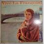 Jacqueline François Lp Nacional Usado Vive La François comprar usado  Porto Alegre